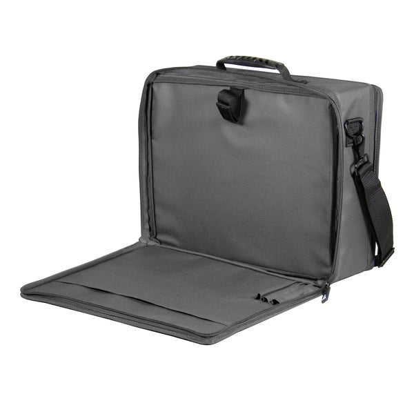 Charcoal Large Card Case