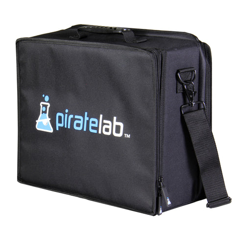 Pirate Lab Large Card Carrying Case with Logo