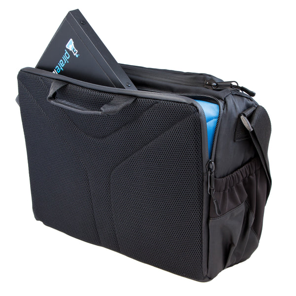 Card Carrying Messenger Bag Binder Storage