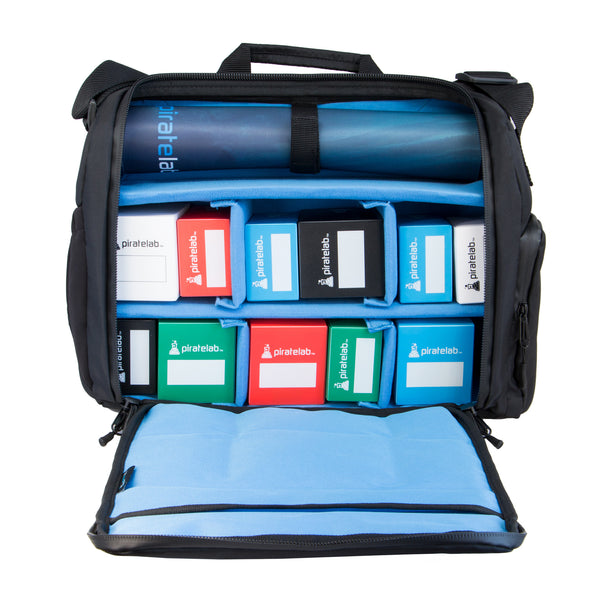 Card Carrying Messenger Bag Deck Box Storage