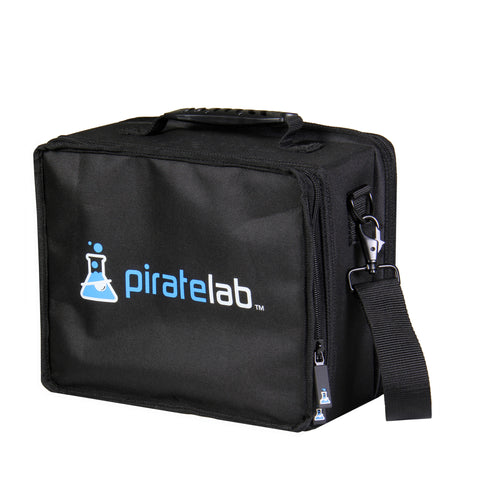 Pirate Lab Small Card Carrying Case with Logo