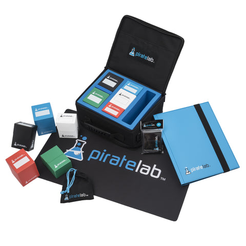 Pirate Lab Fully Loaded Small Card Case Bundle