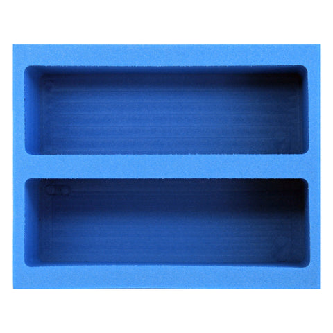 Collectable Card 2-Row Max Capacity Foam Tray