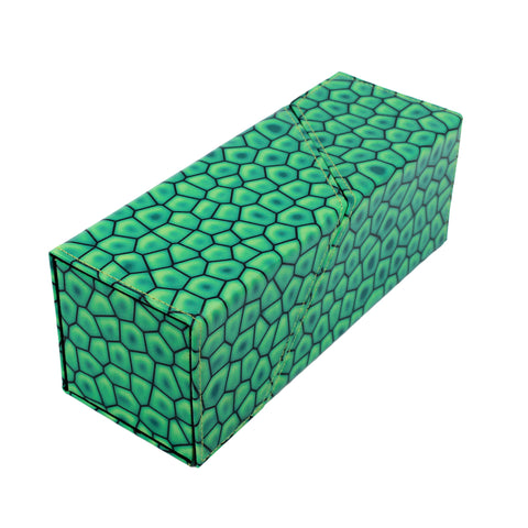Green Turtle 240 Card Slice Deck Box