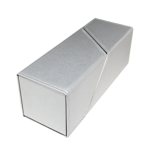 Silver 240 Card Slice Deck Box