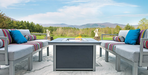 Outdoor Fire Pits and Fire Tables - Ski Haus