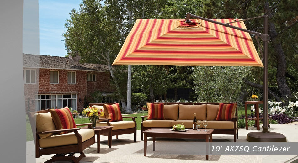 Attrayant Since 1984, Treasure Garden Has Manufactured The Widest Selection Of Shade  Products In The World. They Offer More Than 25,000 Choices Of Shade  Umbrellas And ...