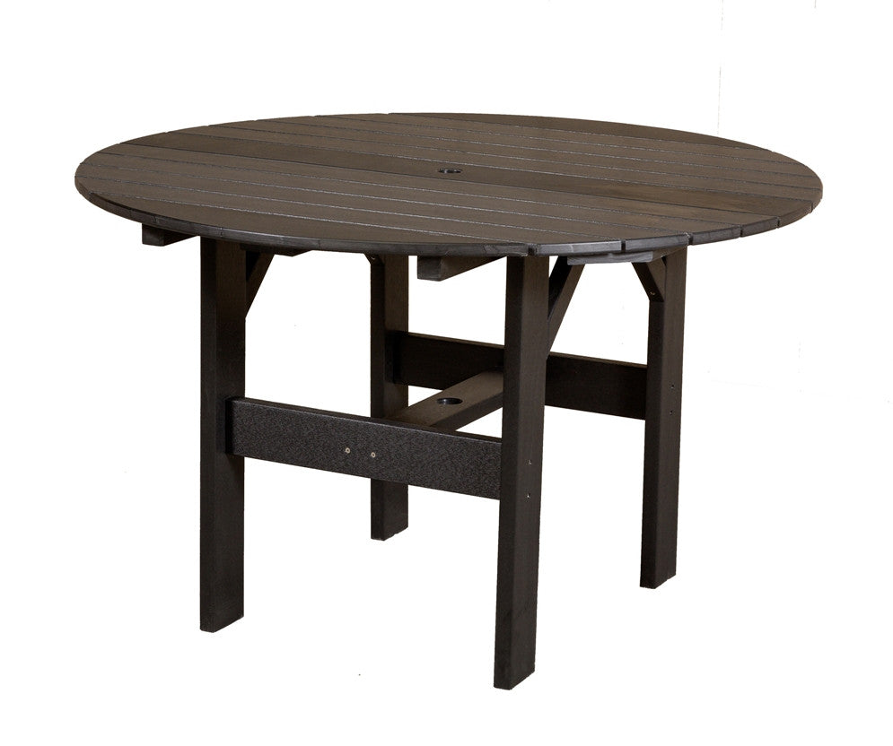"Little Cottage 46"" Round Table"