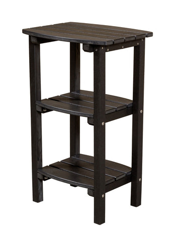 Wildridge 3 Shelf Side Table