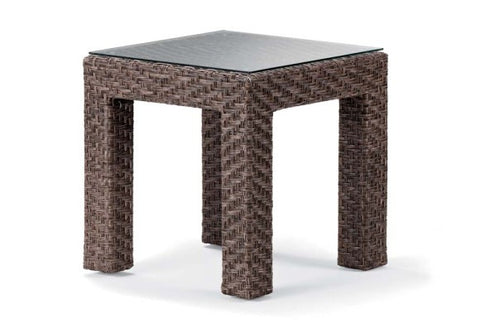 Telescope Casual Lakeshore Wicker Tables