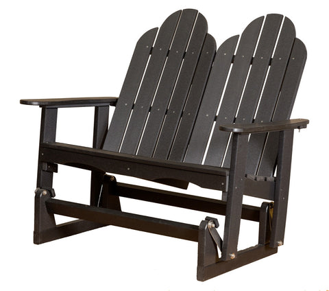 Little Cottage Adirondack Glider