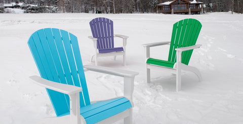 Merveilleux ... Telescope Casual MGP Adirondack Chair Collection ...