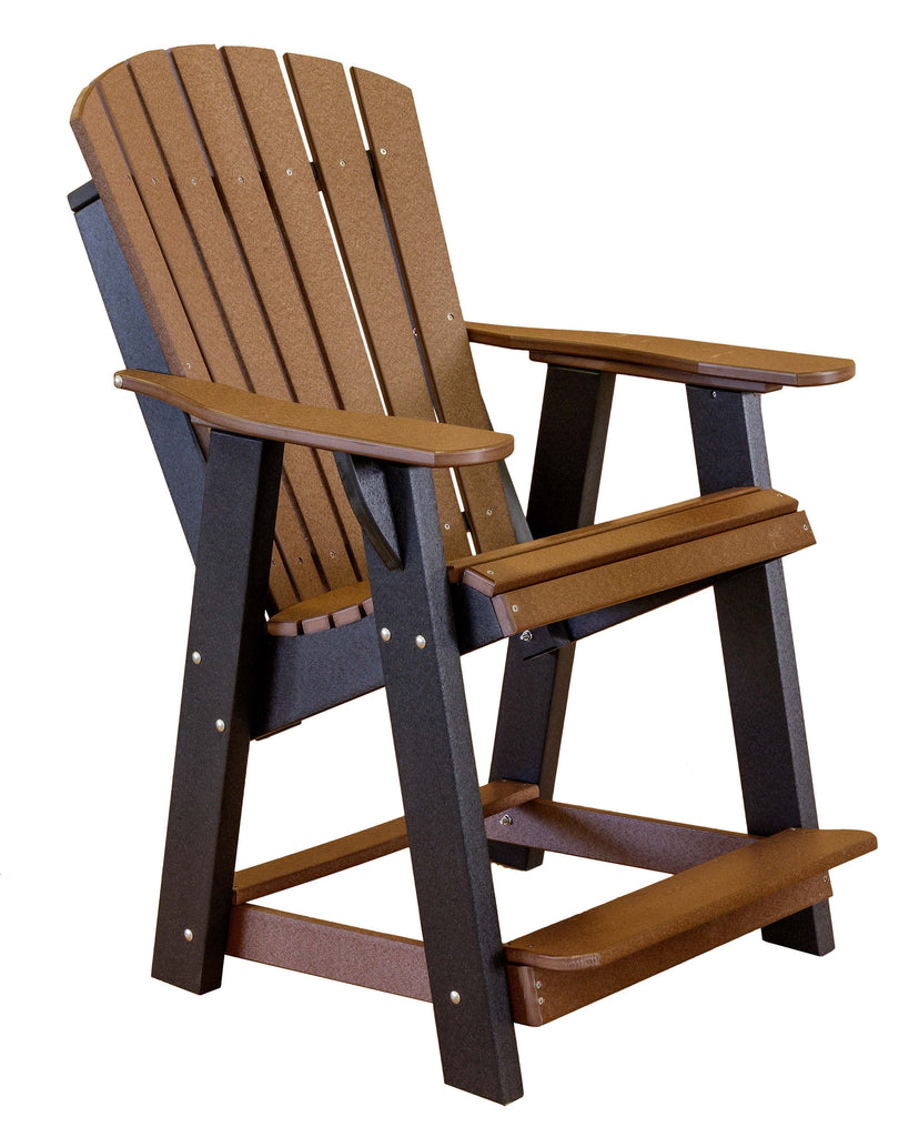 Little Cottage Heritage High Adirondack Chair