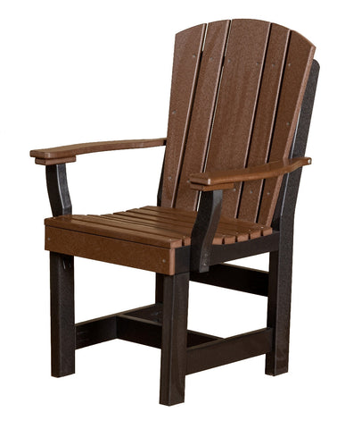 Little Cottage  Heritage Dining Chair with Arms