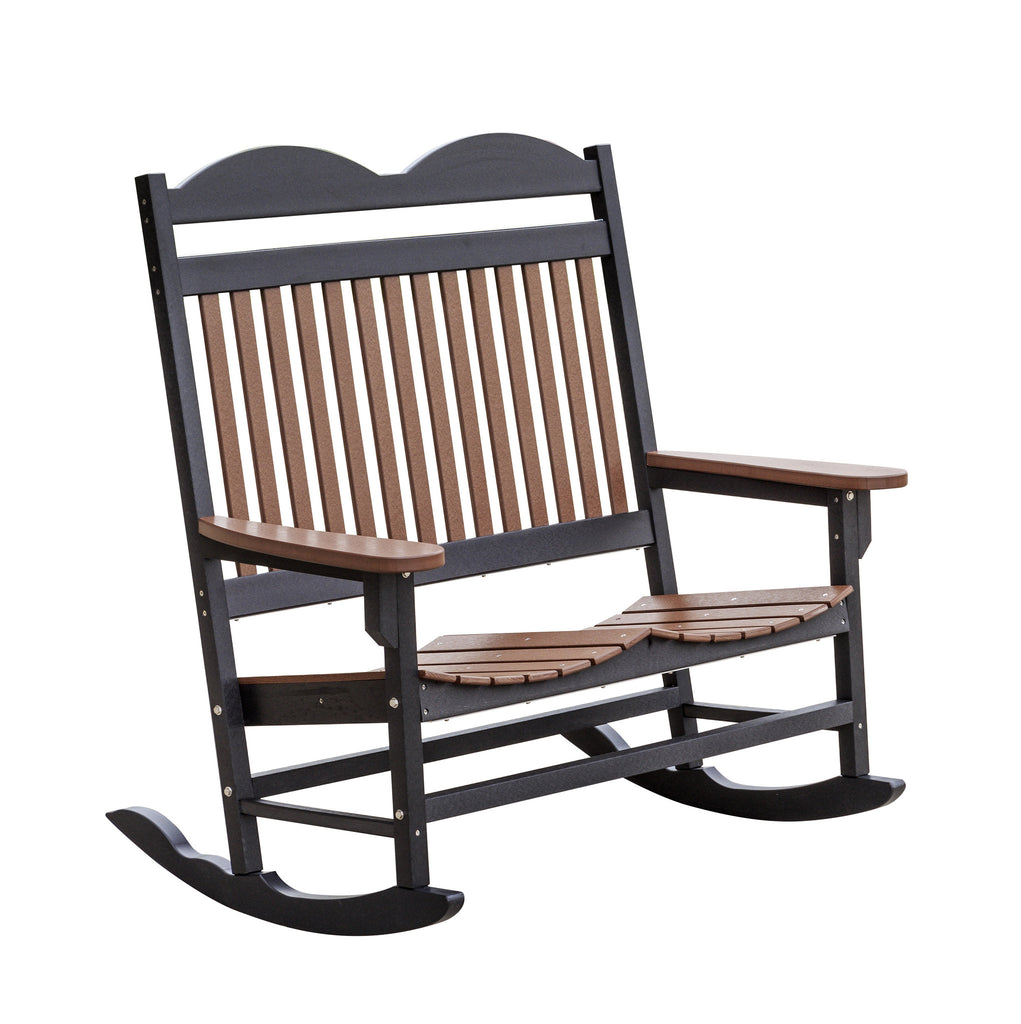 Little Cottage Traditional Double Rocker