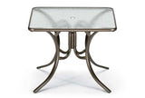 Telescope Casual Glass Top Tables