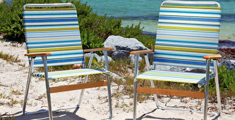 Telescope Casual Beach Chairs
