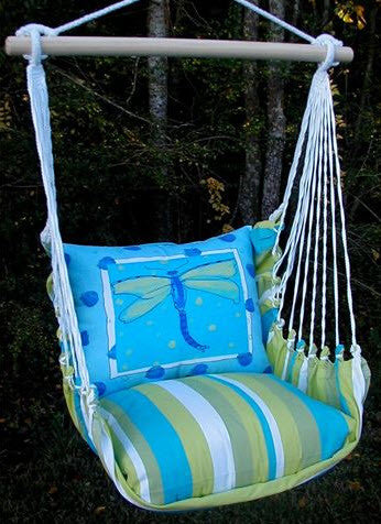 Magnolia Casual Dragonfly Swing Set