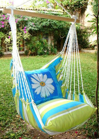 Magnolia Casual Daisy Swing Set