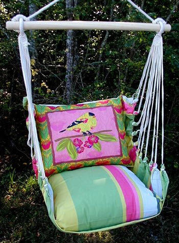 Magnolia Casual Ladybird 3 Swing Set