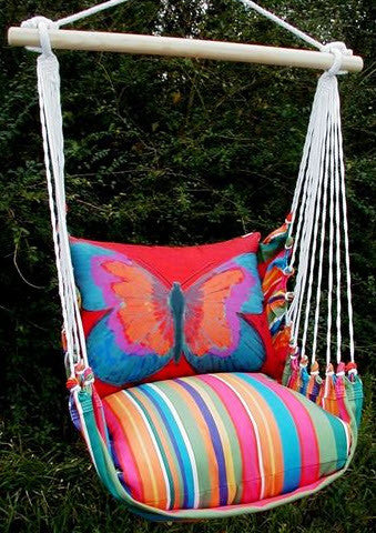 Magnolia Casual Butterfly Swing Set