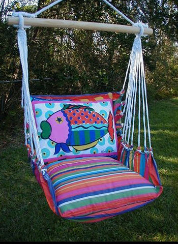 Magnolia Casual Fun Fish Swing Set