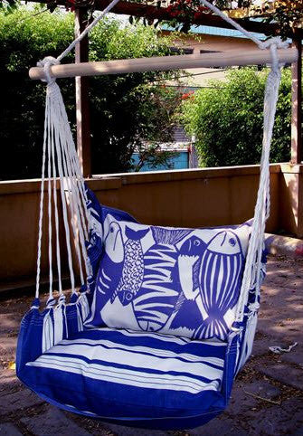 Magnolia Casual Fish Swing Set