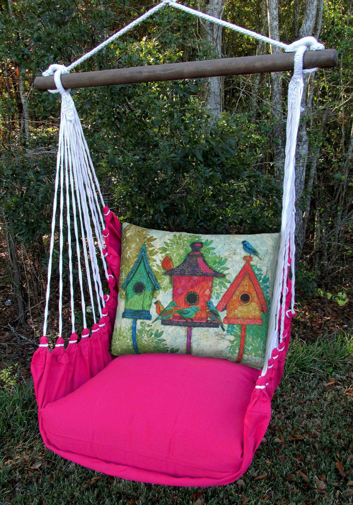 Magnolia Casual Pink! Swing Chair