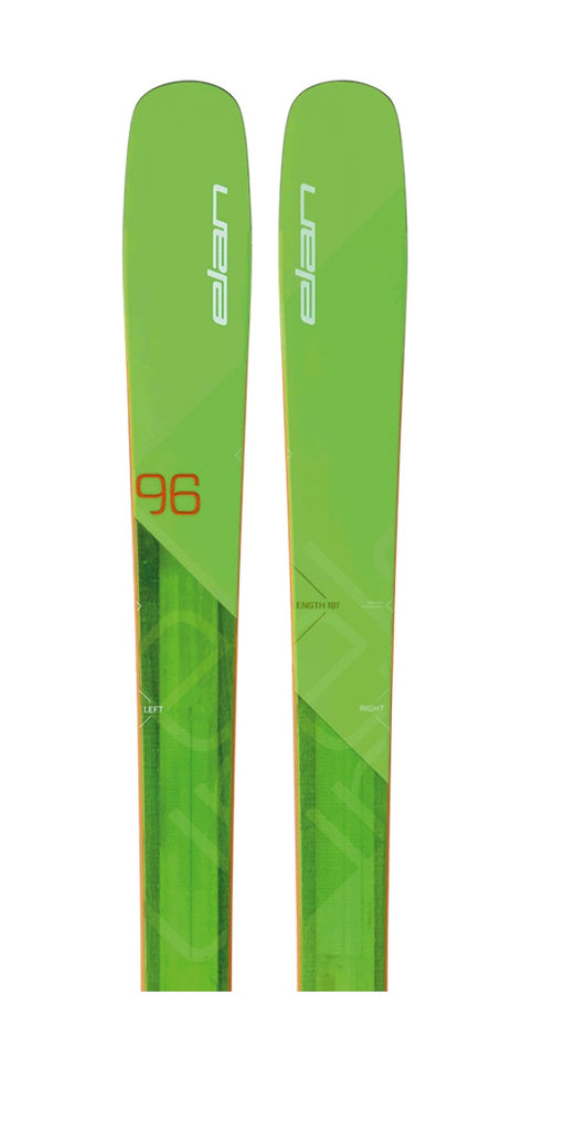 Men's Elan Ripstick 96 Demo Skis