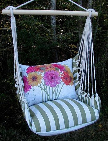 Magnolia Casual Gerberas 1 Swing Set