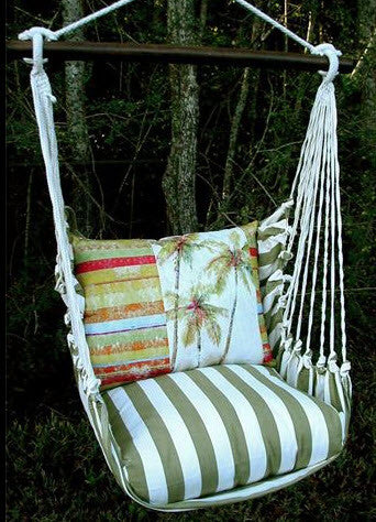Magnolia Casual Palms Swing Set