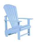 CRP Products Upright Adirondack Chairs