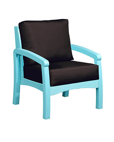 CRP Products Bay Breeze Coastal Collection - Aqua/Black