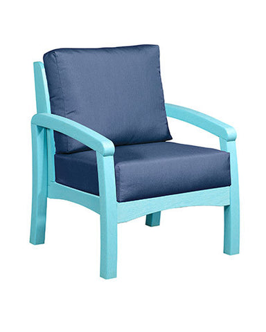 CRP Products Bay Breeze Coastal Collection - Aqua/Indigo Blue