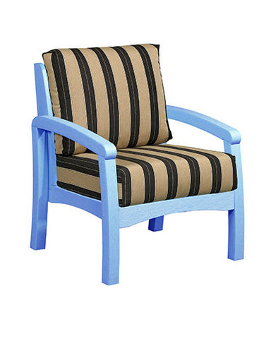 CRP Products Bay Breeze Coastal Collection - Sky Blue/Berensen Tuxedo