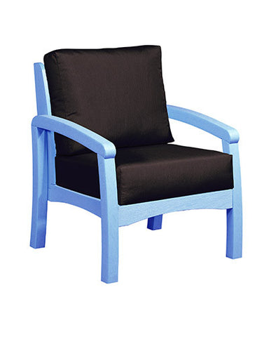 CRP Products Bay Breeze Coastal Collection - Sky Blue/Black