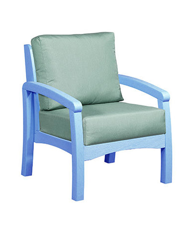 CRP Products Bay Breeze Coastal Collection - Sky Blue/Canvas Spa
