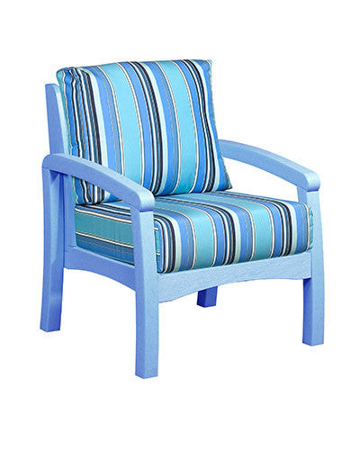CRP Products Bay Breeze Coastal Collection - Sky Blue/Dolce Oasis