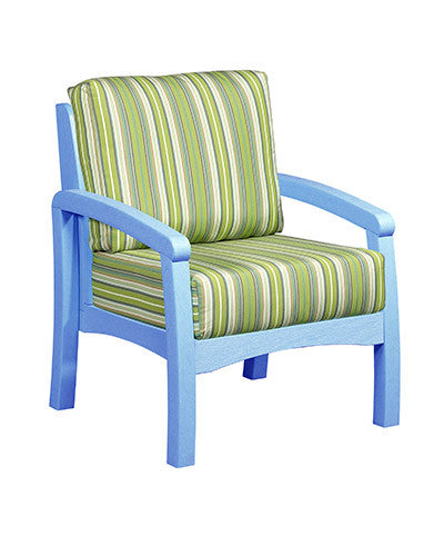 CRP Products Bay Breeze Coastal Collection - Sky Blue/Foster Surfside