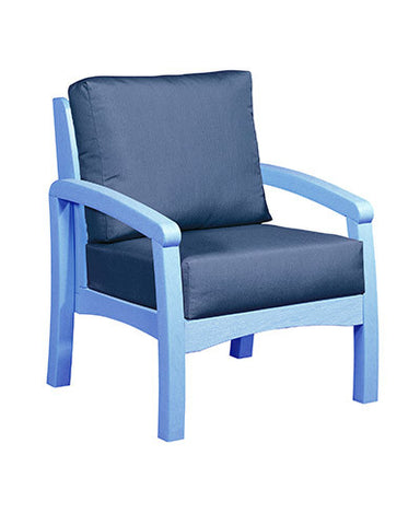 CRP Products Bay Breeze Coastal Collection - Sky Blue/Indigo Blue