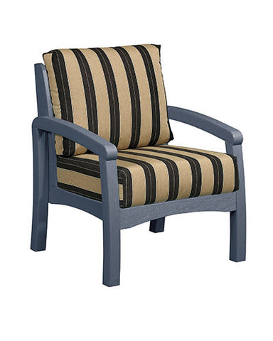 CRP Products Bay Breeze Coastal Collection - Slate Grey/Berenson Tuxedo