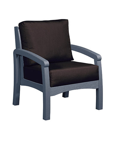 CRP Products Bay Breeze Coastal Collection - Slate Grey/Black