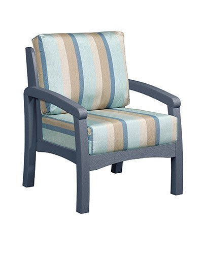 CRP Products Bay Breeze Coastal Collection - Slate Grey/Gateway Mist