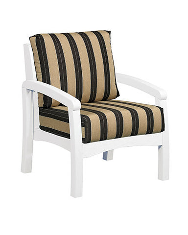 CRP Products Bay Breeze Coastal Collection - White/Berenson Tuxedo