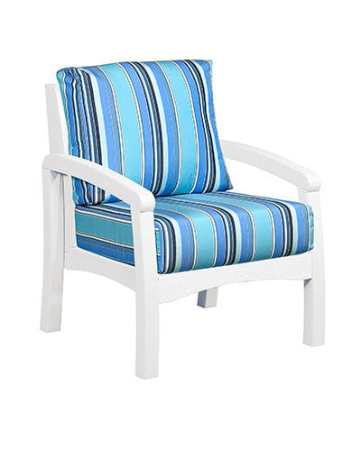 CRP Products Bay Breeze Coastal Collection - White/Dolce Oasis