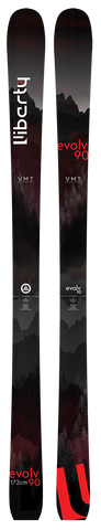 Liberty Evolv 90 Demo Skis  STORE PICKUP ONLY