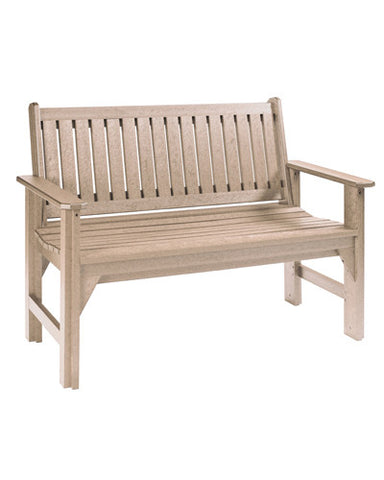 CRP Products Generation Line Garden Bench