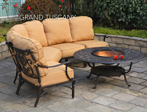 Hanamint Fire Pits and Accessories