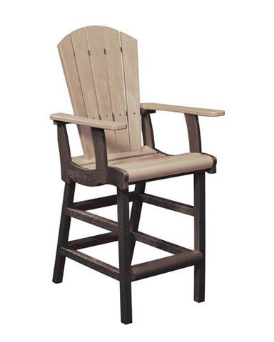 CRP Products Generation Line Pub Chair