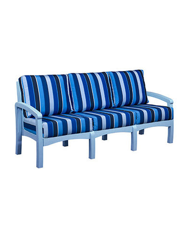 CRP Products Bay Breeze Coastal Collection - Sky Blue/Milano Cobalt